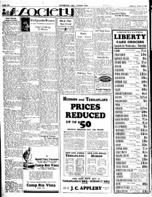 The Courier News from Blytheville, Arkansas on June 12, 1934 · Page 2
