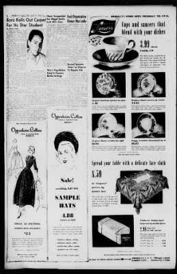 The Brooklyn Daily Eagle from Brooklyn, New York on August 25, 1948 · Page 6