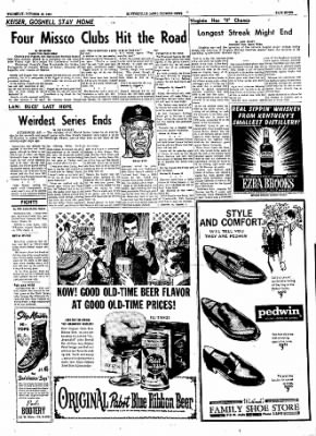The Courier News from Blytheville, Arkansas on October 13, 1960 · Page 7