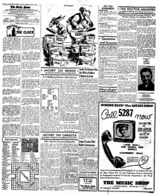 Naugatuck Daily News from Naugatuck, Connecticut on May 4, 1951 · Page 8