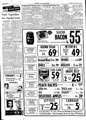The Courier News from Blytheville, Arkansas on October 13, 1960 · Page 12
