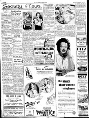 The Courier News from Blytheville, Arkansas on February 12, 1945 · Page 2