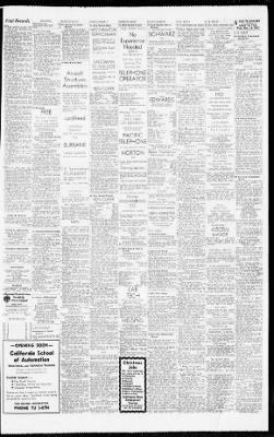 the san bernardino county sun from san bernardino california on Business Analyst Skills On Resume the largest online newspaper archive