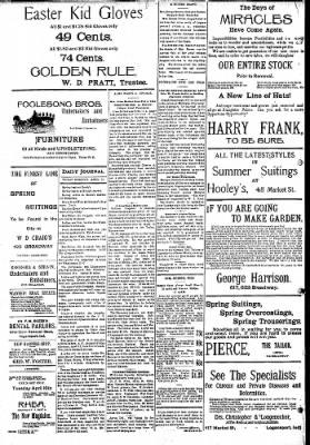 Logansport Pharos-Tribune from Logansport, Indiana on April 12, 1895 · Page 8