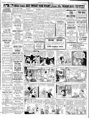 The Courier News from Blytheville, Arkansas on September 3, 1936 · Page 9