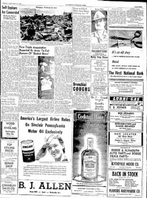 The Courier News from Blytheville, Arkansas on February 16, 1945 · Page 5