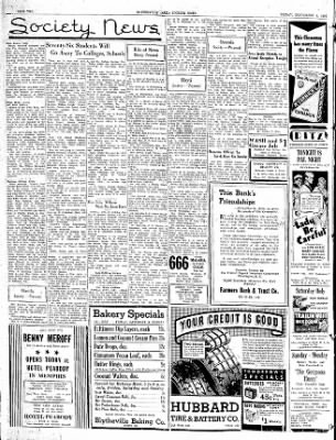 The Courier News from Blytheville, Arkansas on September 4, 1936 · Page 2