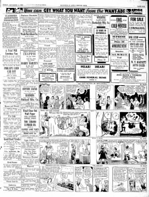 The Courier News from Blytheville, Arkansas on September 4, 1936 · Page 5