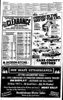 Logansport Pharos-Tribune from Logansport, Indiana on October 6, 1977 · Page 23