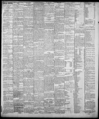 Muscatine Weekly Journal from Muscatine, Iowa on June 13, 1879 · 3