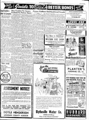 The Courier News from Blytheville, Arkansas on February 20, 1945 · Page 3
