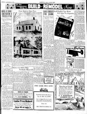The Courier News from Blytheville, Arkansas on September 8, 1936 · Page 3