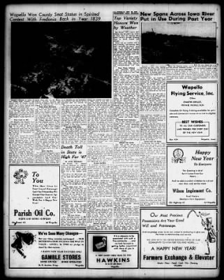 The Muscatine Journal from Muscatine, Iowa on December 30, 1947 · 96