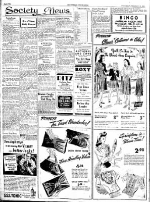 The Courier News from Blytheville, Arkansas on February 21, 1945 · Page 2