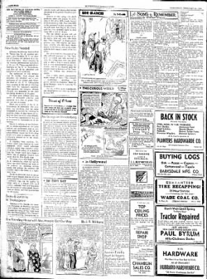 The Courier News from Blytheville, Arkansas on February 21, 1945 · Page 4