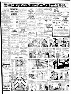The Courier News from Blytheville, Arkansas on January 29, 1941 · Page 7