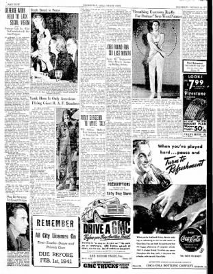 The Courier News from Blytheville, Arkansas on January 29, 1941 · Page 8