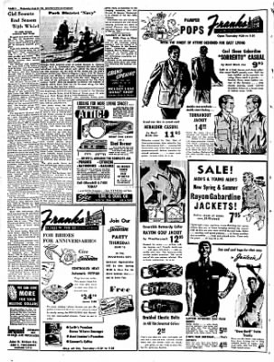 suburbanite economist from chicago illinois on june 16 1954 page 30 La Salle Explorer