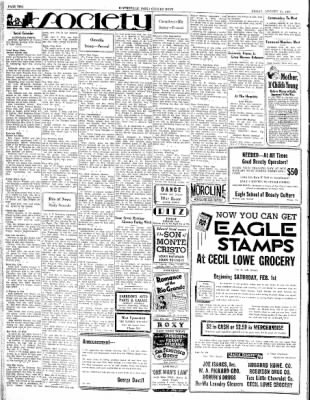 The Courier News from Blytheville, Arkansas on January 31, 1941 · Page 2