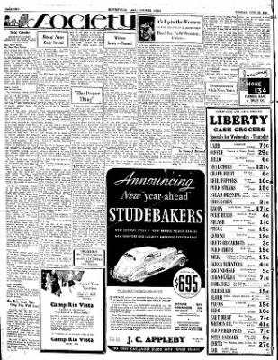 The Courier News from Blytheville, Arkansas on June 26, 1934 · Page 2