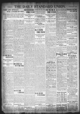 The Standard Union from Brooklyn, New York on October 7, 1902 · 12