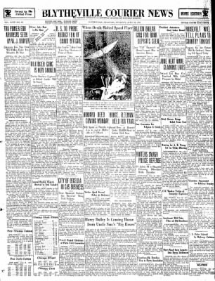 The Courier News from Blytheville, Arkansas on June 28, 1934 · Page 1