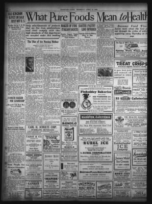 The Standard Union from Brooklyn, New York on April 10, 1930 · 8