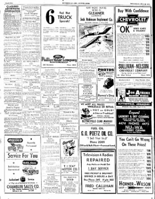 The Courier News from Blytheville, Arkansas on July 30, 1952 · Page 10