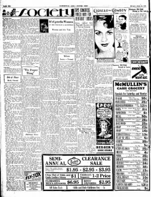 The Courier News from Blytheville, Arkansas on June 29, 1934 · Page 2