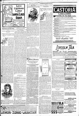 Logansport Pharos-Tribune from Logansport, Indiana on April 13, 1895 · Page 7