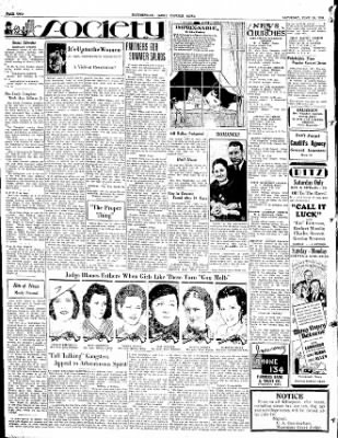 The Courier News from Blytheville, Arkansas on June 30, 1934 · Page 2