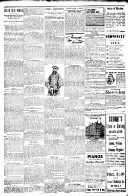 Logansport Pharos-Tribune from Logansport, Indiana on December 30, 1897 · Page 18