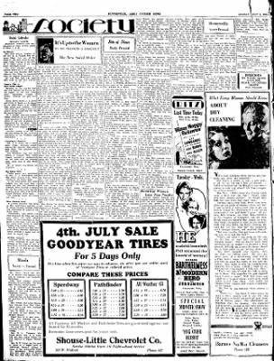 The Courier News from Blytheville, Arkansas on July 2, 1934 · Page 2