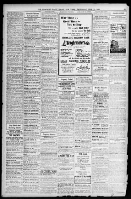 The Brooklyn Daily Eagle from Brooklyn, New York on July 31
