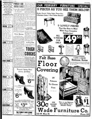The Courier News from Blytheville, Arkansas on February 6, 1941 · Page 3