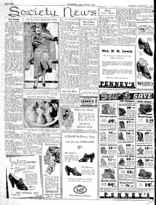 The Courier News from Blytheville, Arkansas on September 17, 1936 · Page 4