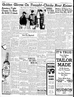 The Courier News from Blytheville, Arkansas on February 6, 1941 · Page 6