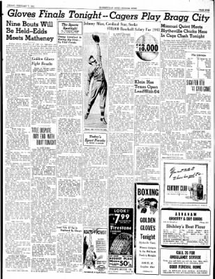 The Courier News from Blytheville, Arkansas on February 7, 1941 · Page 5
