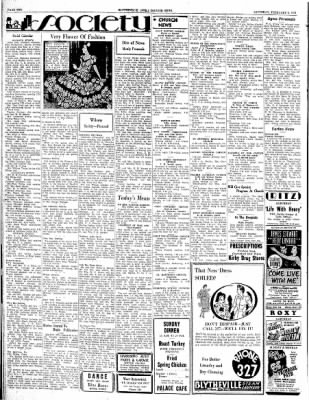 The Courier News from Blytheville, Arkansas on February 8, 1941 · Page 2