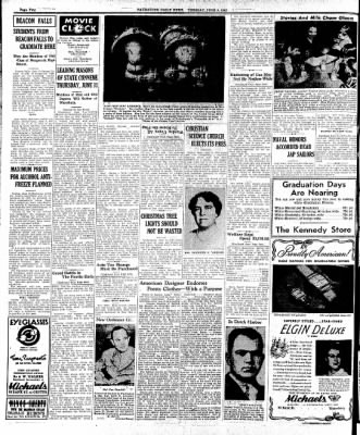 Naugatuck Daily News from Naugatuck, Connecticut on June 9, 1942 · Page 2