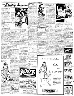 The Courier News from Blytheville, Arkansas on July 31, 1952 · Page 4