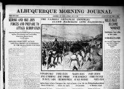 Albuquerque Morning Journal