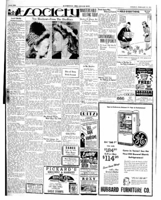 The Courier News from Blytheville, Arkansas on February 11, 1941 · Page 2