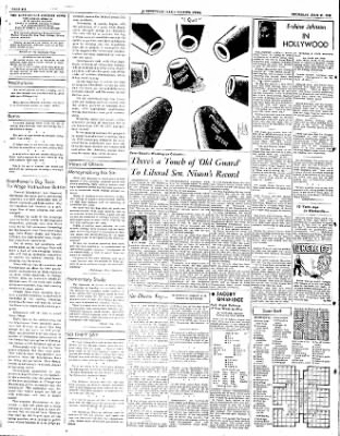 The Courier News from Blytheville, Arkansas on July 31, 1952 · Page 6