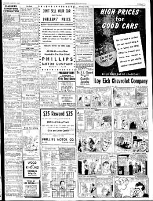 The Courier News from Blytheville, Arkansas on March 2, 1945 · Page 5