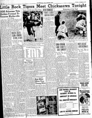 The Courier News from Blytheville, Arkansas on October 6, 1939 · Page 6
