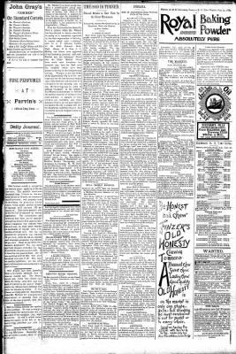 Logansport Pharos-Tribune from Logansport, Indiana on April 28, 1891 · Page 4