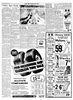 Logansport Pharos-Tribune from Logansport, Indiana on May 22, 1957 · Page 41