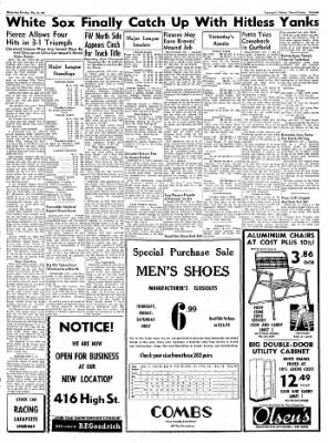 Logansport Pharos-Tribune from Logansport, Indiana on May 22, 1957 · Page 43