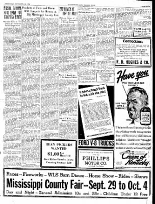 The Courier News from Blytheville, Arkansas on September 23, 1936 · Page 7